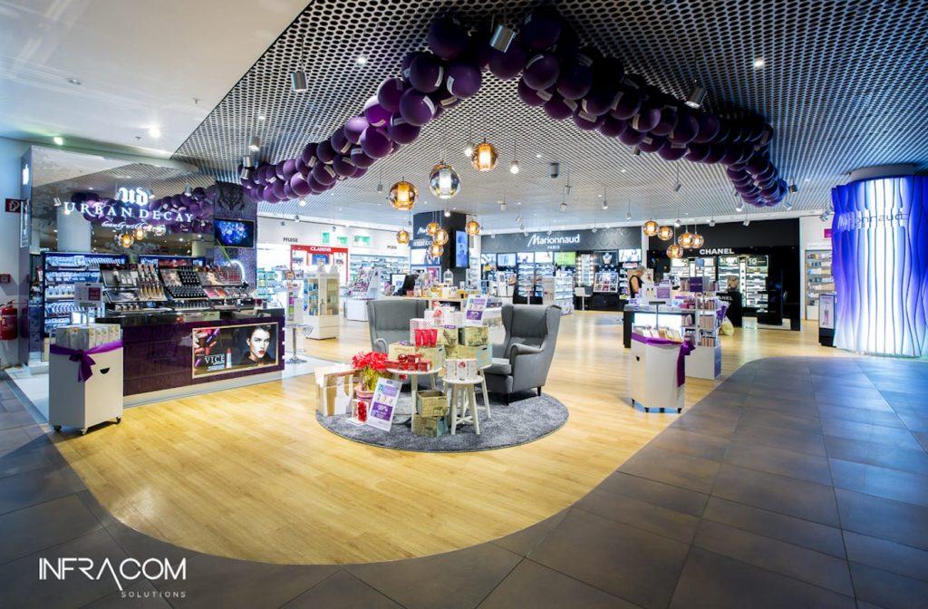 Kundenprojekt - Marionnaud Parfumeries Autriche
