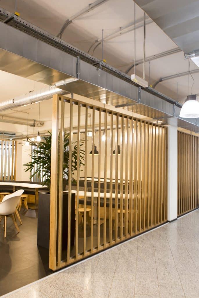 Hutchison Drei Austria Zentrale - modere Arbeitsumgebung | Büroeinrichtung
