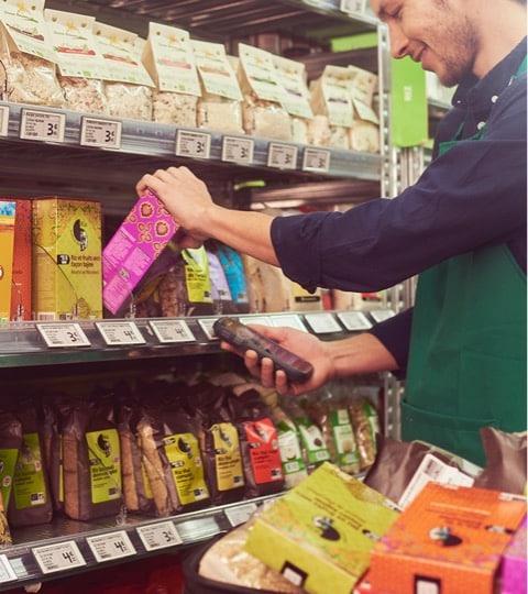 Elektronische Preisauszeichnung - Electronic Shelf Labeling