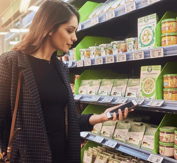 Electronic Shelf Labeling - Elektronische Preisauszeichnung