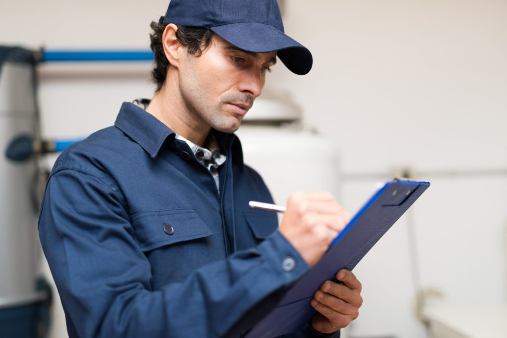Facility Management - Inspektion