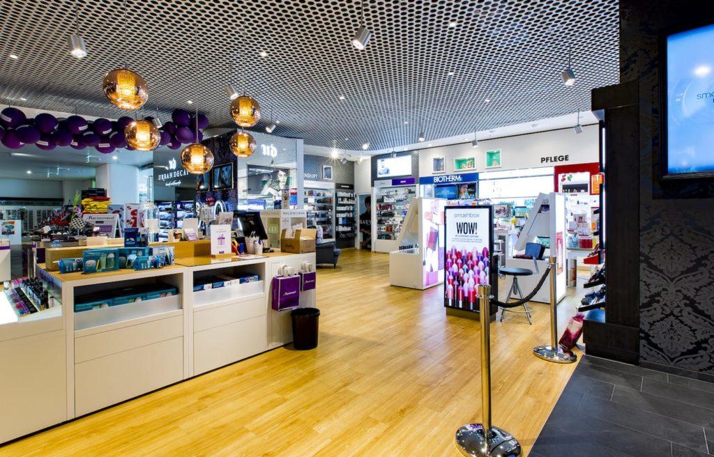 Shopdesign   Ladenbau - Infracom360